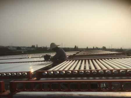 太阳能锅炉机组生产