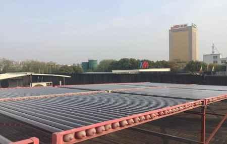真空管型太阳能机组蒸汽机组生产