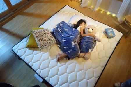 广东风循环冬暖夏凉床垫批发