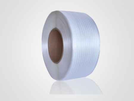 白色透明环保打包带