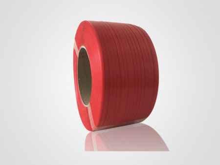 红色全自动打包带