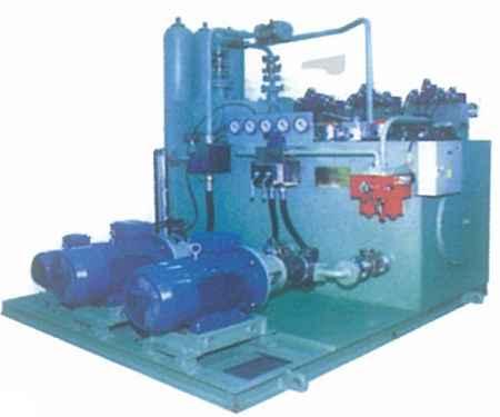 精炼炉液压系统