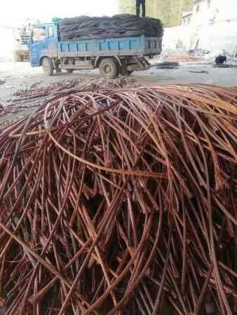 秦皇岛专业回收废铜电缆公司