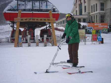 天津滑雪场陆雪两用车批发