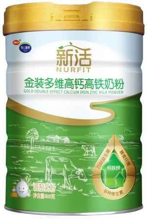 新活金装多维高钙高铁奶粉价格