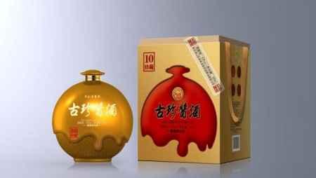 贵州古珍酱酒价格