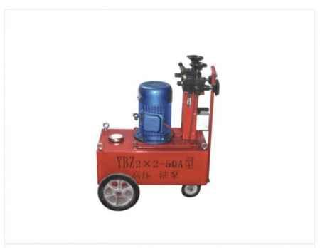 河南YBZ系列电动高压油泵哪家可靠