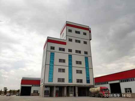 河南干混砂浆生产线生产厂家
