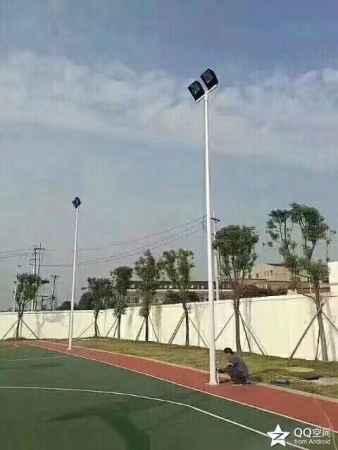 球场灯灯杆生产厂家价格